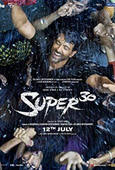 Super 30 is a 2019 Indian Hindi-language biographical drama film directed by Vikas Bahl, based on the life of mathematician Anand Kumar and his educational program Super The film stars Hrithik Roshan and Mrunal Thakur. Hrithik Roshan, Indiana, Motion Poster, Opening Credits, Ex Machina, Full Movies Download, New Poster, Drama Film, Movies 2019
