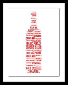 Poster: productos especiales para #WineLovers #Posters #Afiche #AmarasElVino #Vino