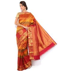 Buy Sudarshan Silks Multi Silk Saree by Sudarshan Silks, on Paytm, Price: Rs.12089?utm_medium=pintrest
