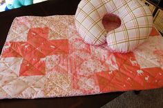 A personal favorite from my Etsy shop https://www.etsy.com/listing/225475274/modern-chic-boppy-pillow-cover-baby