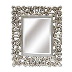 ↬ Barroco decorativo Refléja tu casa en un espejo #vintage ↭ un must it esta temporada #decoración