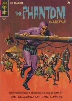 "The ""Ghost that Walks""...The Phantom"