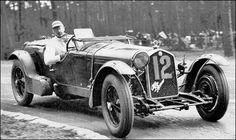 Le Mans 24 heures1933 - Alfa Romeo 8C 2300 #12 - Brian Lewis / Tim Rose Richards