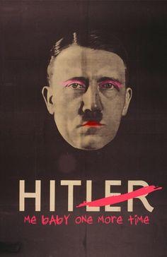 Hitler jokes just never seem to get old.