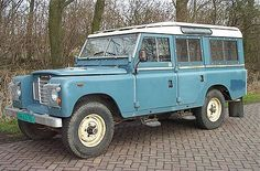 Land Rover Serie I bis III