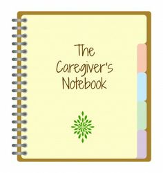 Would you join my happy dance? I just signed a contract to create The Caregiver's Notebook, an organizational, portable planner for those caring for loved ones with special needs.
