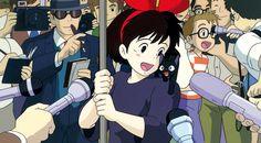 cineticamente: Majo no takkyûbin, Hayao Miyazaki