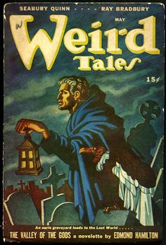 117 Weird Tales Magazine issues - Old Fiction Stories, Vintage Pulp - on a DVD Love Magazine, Pulp Magazine, Tales From The Crypt, Fiction Stories, The Lost World, Horror Comics, Vintage Horror, Dark Fantasy, Fantasy Art