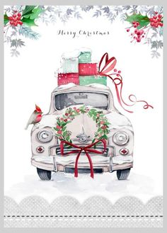 Victoria Nelson - Christmas Car Copy                                                                                                                                                                                 More