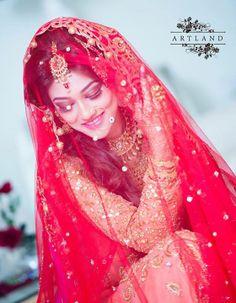 Bangladesh wedding veil #Bengali bride