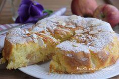 Ecco come fare una Torta di mele La piu' Alta e Soffice del MONDO senza burro e senza farla sgonfiare al centro, perfetta ed ideale per la colazione!