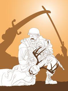 Plan an Iraqi Safari. Brag to your buddies. Don't delay. Enlist today!
