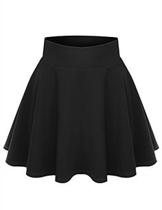 Women's Crepe Pattern Versatile Stretchy Flared Skater Skirt Made In USA - Askmp. - - Women's Crepe Pattern Versatile Stretchy Flared Skater Skirt Made In USA – – Clothing, Skirts Source by Teen Fashion Outfits, Grunge Outfits, Fashion Models, Cool Outfits, Fashion Trends, Sexy Outfits, Fashion 2018, Disney Outfits, Fashion Designers