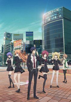 El Anime CHAOS;CHILD revela los títulos de sus temas de opening y ending.