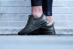 Nike WMNS Air Max Thea Ultra PRM 848279 003 Svart ⋆ EN  Black ⋆ EN