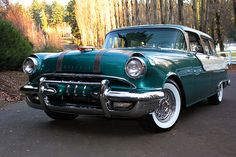 1955 Pontiac Safari Wagon ★。☆。JpM ENTERTAINMENT ☆。★。