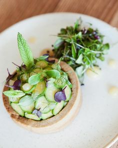 Craving a tart but want to keep it healthy? Get the best of both worlds with our fresh & tasty Zucchini Tart! Filled with the localal… Zucchini Tart, Mykonos, Avocado Toast, Cravings, Tasty, Restaurant, Good Things, Fresh, Breakfast