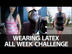 Dirty/Pretty Latex in Spain   LatexFashionTV - YouTube