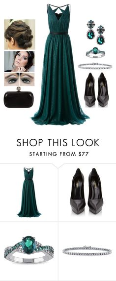 """""""Silk Touch"""" by teodoramaria98 ❤ liked on Polyvore featuring Jason Wu, Shourouk, Miadora, BERRICLE and Alexander McQueen"""