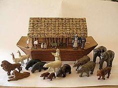 vintage noah's ark - Google Search