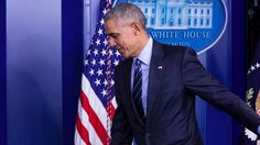 President Obama's goodbye tour gets an official 'farewell address'