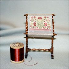 link to the Mini Stitches miniatures website