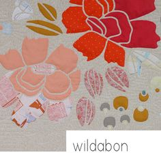 Wildabon Quilt Pattern (PDF Download) - carolyn friedlander