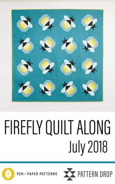 Fresh and fun Summer Quilt patterns. Ideas for quilts to make for summer. Includes a few beginner quilt patterns and tutorials. Quilting Projects, Quilting Designs, Sewing Projects, Quilting Tips, Quilting Patterns, Sewing Ideas, Quilting Board, Sewing Kits, Fun Patterns