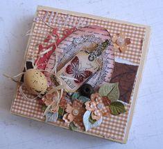 Czekoladownik wielkanocny / Easter chocolate box