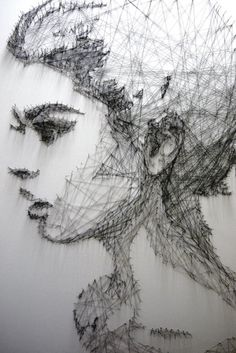Pin and Thread Illustrations - Debbie Smyth.