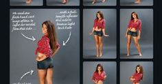 How to pose a Portraits Posing Guide