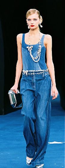 Chanel Denim