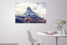 Matterhorn abstrakt