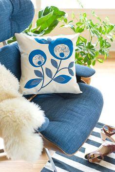 Scandinavian textiles  print