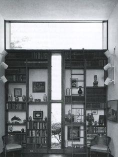 cartografico: Louis Kahn | Esherick House |...