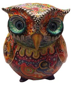 Love this owl. Image only, no details about it.