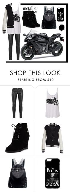 """""""655656"""" by supegirl55 ❤ liked on Polyvore featuring beauty, Yves Saint Laurent, Kawasaki, MICHAEL Michael Kors, Marc Jacobs and Chicnova Fashion"""