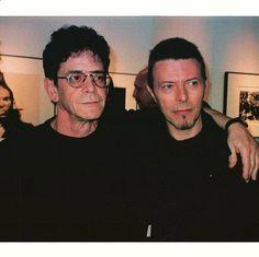 Lou and david