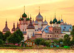 Rostov city, the Great Kremlin.