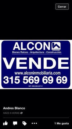 Permitamos ayudarle a vender si propiedad en las mejores condiciones ! Info: 57 / 3217467750 / www.alconinmobiliaria.com