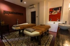 Hotel Penaga, Georgetown, Penang - luxury heritage boutique hotel in the heart of Georgetown - Penaga Spa