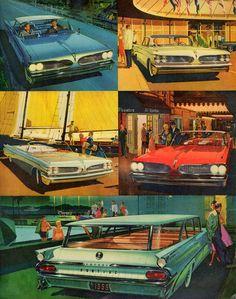 1959 Pontiac models