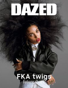 jackanthonyfernandez:   FKA twigs leads the pack of up-and-coming future mavericks sending out shockwaves, shot by Inez van Lamsweerde and Vinoodh Matadin and styled by Karen Clarkson. See inside here.