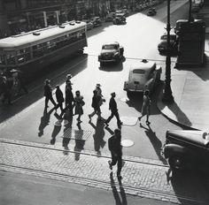 Philadelphia USA 1937 Photo: Louis Faurer