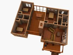 1000 images about open concept on pinterest dog trot for Dogtrot house floor plan
