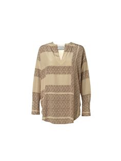 Comen Shirt - By Malene Birger Spring Summer 2015 - Women's fashion