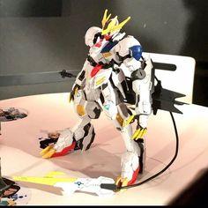 Tail! #ironbloodedorphans #gundam barbatos REX! like or don't like?! #bandai #actionfigures #modelkit #instatoys #robot #otaku