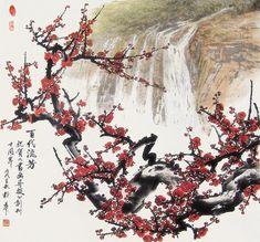 pintura china contemporanea - Поиск в Google