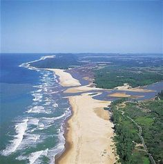 The Elephant Coast Places To Travel, Places To See, Places Ive Been, Travel Destinations, South African Tribes, Honeymoon Places, Kwazulu Natal, Beautiful Beaches, Around The Worlds