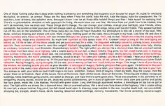 The Cribs by Lee Crutchley | Quoteskine, via Flickr